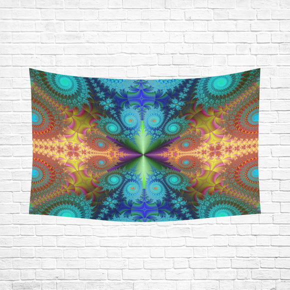 Wall Tapestry Fractal (90