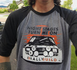 Night Stages Turn Me On! - T-shirt