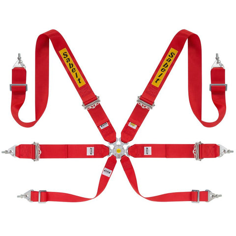 Sabelt Ultralight Saloon Six Point Harness