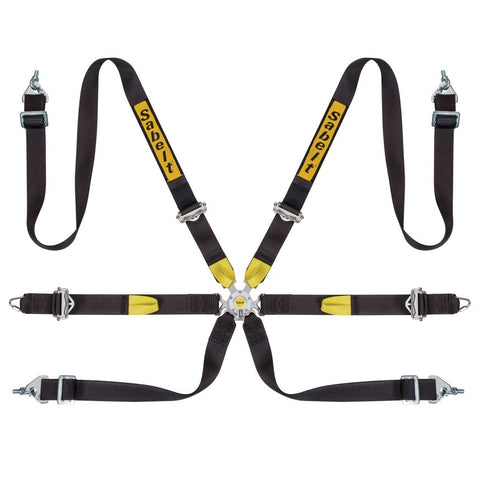 Sabelt Ultralight Rally Six Point Harness