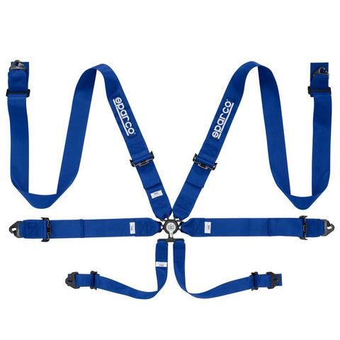 Sparco Club 6 Point Harness