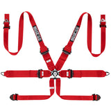 Sparco Pro Six Point Harness