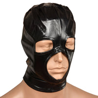 Sex Play | Slave Restraint Mask | Halloween Party Costume | YeahMaster