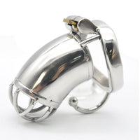 YiFeng Stainless Steel Male Chastity Cage Device Belt 173