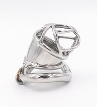 YiFeng Stainless Steel Male Chastity Cage Device Belt 199