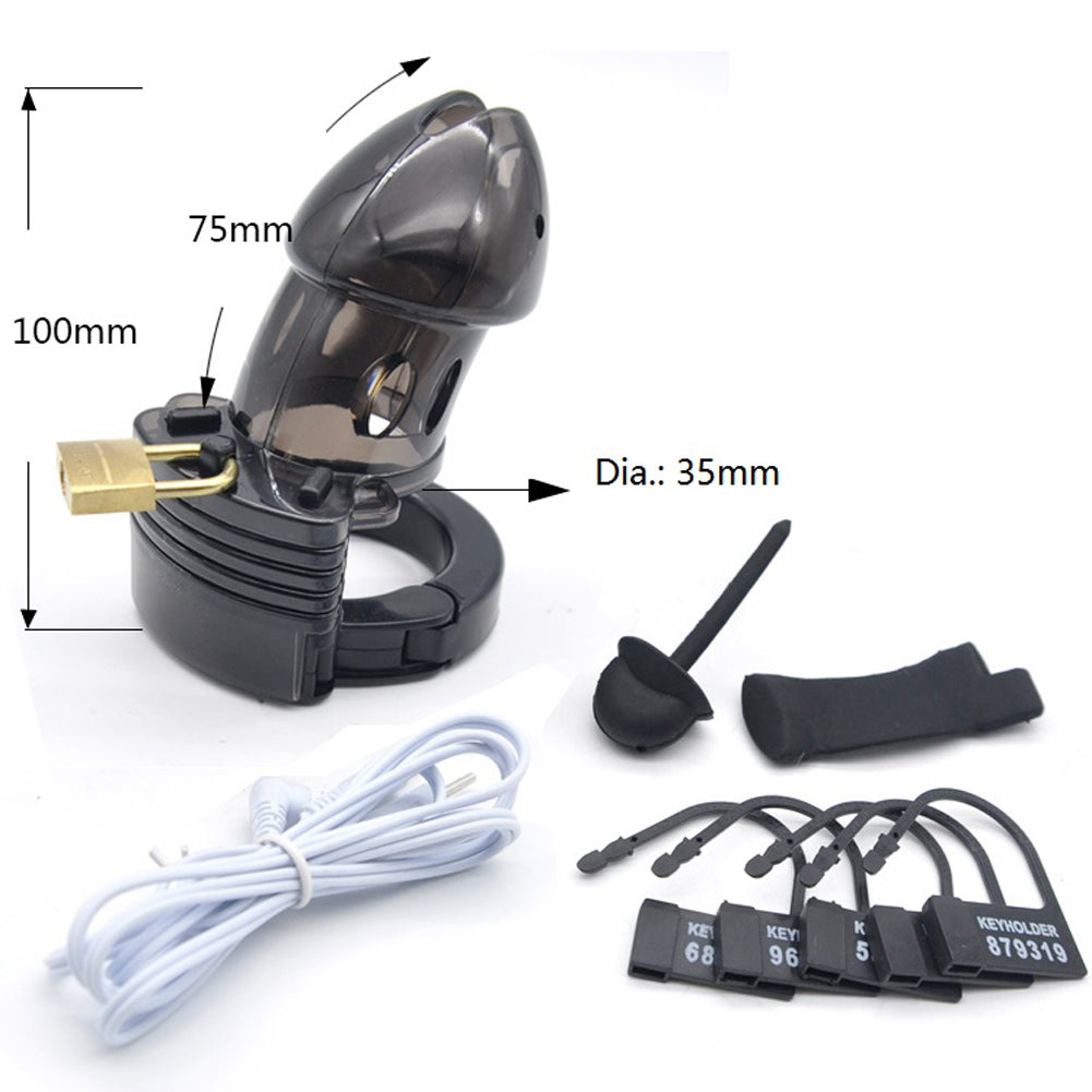 Chastity Cage Device | Electric | SM | YeahMaster