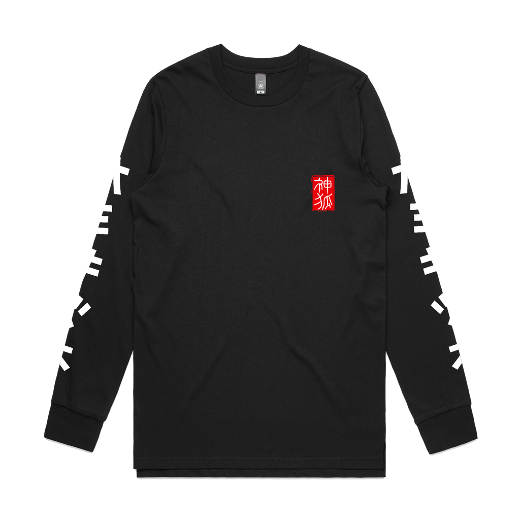 東京 YOKAI CITY Long Sleeve