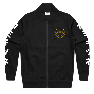 CYBER KITSUNE BOMBER JACKET  [ M --> 2XL ] LIMITED RELEASE