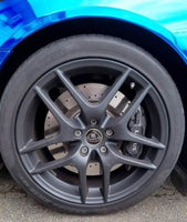 GRP Replacement Wheel Center Caps for Evora