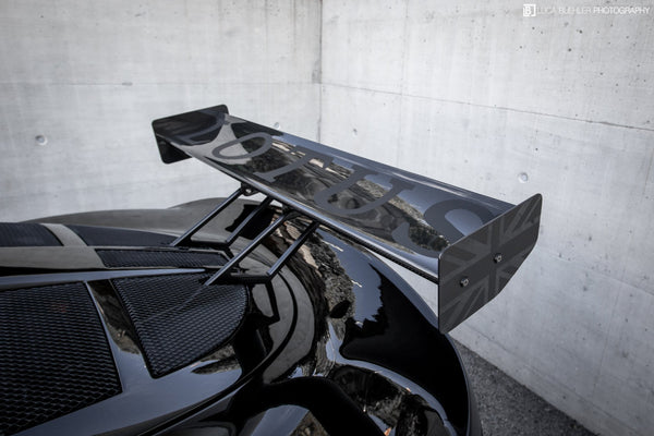 Reverie Lotus Exige S2(04-09) Carbon Rear Wing Kit