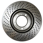 EBC Cross Drilled Rotors for Evora & Evora S 2010 to 2014