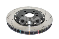 DBA 5000 Series 2-Piece Slotted Rotors for S1 Evora & Evora S