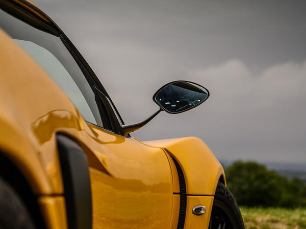 Billet Aluminum & Carbon Fiber Mirror Kits for Elise & Exige