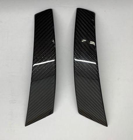 Carbon Fiber Evora Door Handle Covers  S1 Evora 2010 to 2015