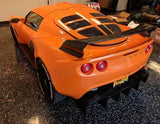 GRP Carbon Fiber Adjustable 2010 Exige Style Wing for Elise & Exige