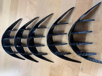 Carbon Fiber Rear Transom Grills for Elise & Exige