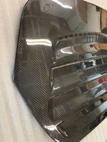 GRP Carbon Fiber Louvered Rear Window Replacement for Evora's