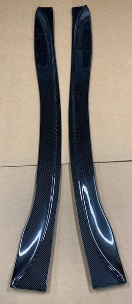 "GRP Carbon Fiber ""Flow"" Side Skirts for Elise"