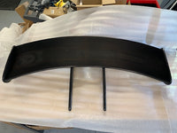 GRP Carbon Fiber Exige Adjustable Rear Wing - 06-09 Type - Trunk/Tailgate Mounted
