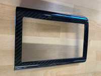 GRP Carbon Fiber Stereo Surround Bezel for Evora 400