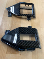 GRP Carbon Fiber Window Switch Trims for Evora 400/410/430