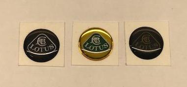 GRP Key Fob Badges (12mm)  NEW!