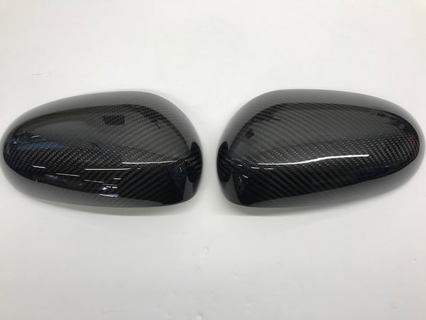 Carbon Fiber Mirror Housings For Evora