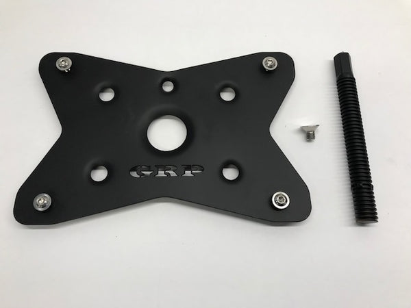 GRP Front License Plate Bracket Kit for Evora/Evora S/400/410/GT