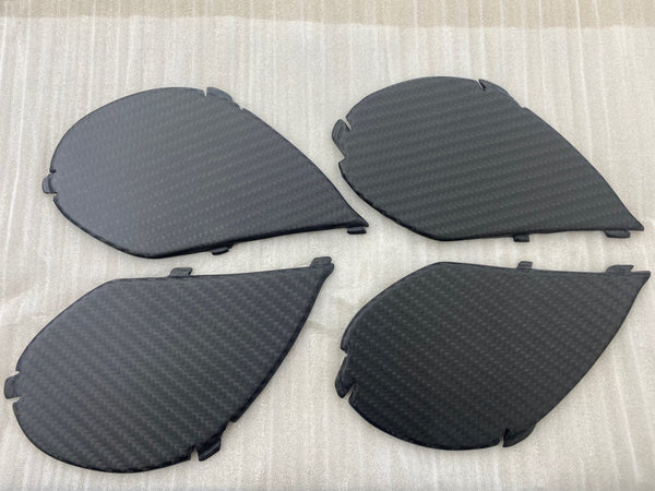 GRP Carbon Fiber Dash Tray Closing Panels for Elise & Exige