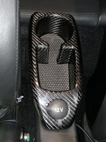 GRP Carbon Fiber Center Console Cupholder for Evora 400,410,430, GT
