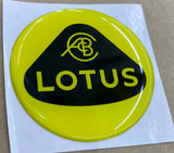GRP Steering Wheel/Horn Emblem Badge for Evora's