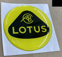 GRP Front Clam Badge for Evora