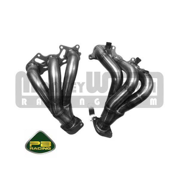 PB RACING HEADER PAIR – LOTUS EVORA, EXIGE V6 2GR-FE ALL