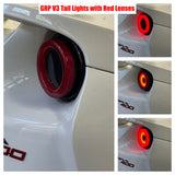 GRP V3 Tail Lights for Evora, Evora S, Evora 400/410/430/GT, Exige 380/430, Elise Cup, 3-Eleven
