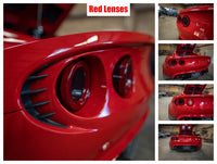 GRP V3 Tail Lights for 01+ Elise/Exige & 02-04 Esprit