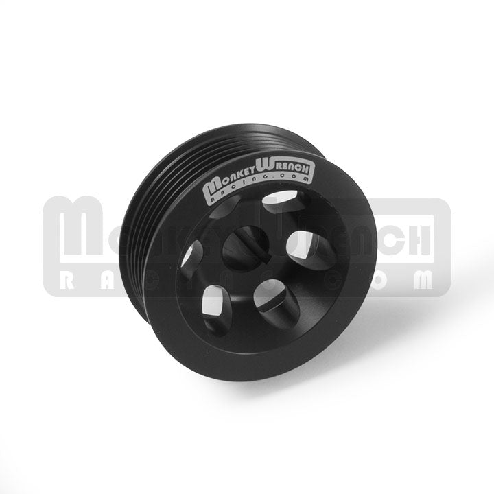 MWR SUPERCHARGER PULLEY – GREDDY 2ZZ CELICA SC – 3 1″ 79MM