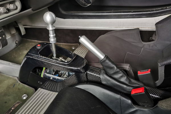 Carbon Fiber Open Style Center Console for Elise/Exige *PREORDER*