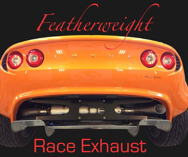 BOE Featherweight Exhaust