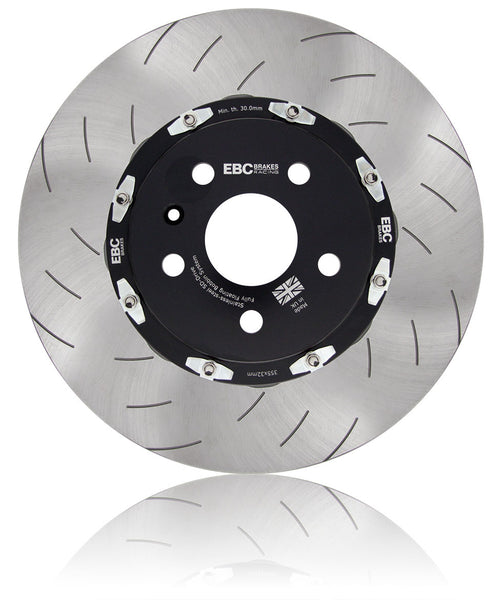 EBC 2-Piece Floating Brake Rotors for S1 Evora - Front