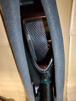 GRP Carbon Fiber Console Stowage Pocket for Elise & Exige