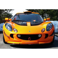 APR Performance Carbon Fiber Wind Splitter With Rods Elise/Exige