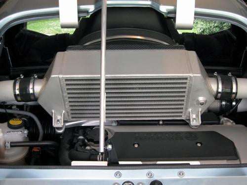 Large Capacity Intercooler for Exige