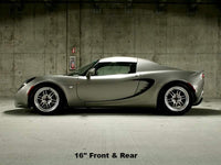 Enkei RPF1 Wheels for Elise/Exige