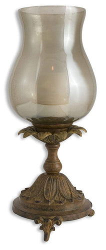 Uttermost Chandell Distressed Candleholder