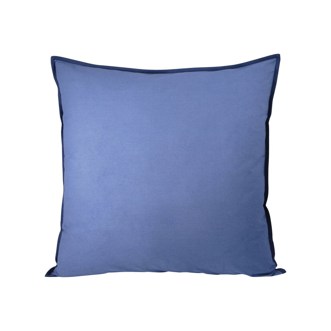 Pomeroy Dylan Pillow 24x24-Inch In Navy