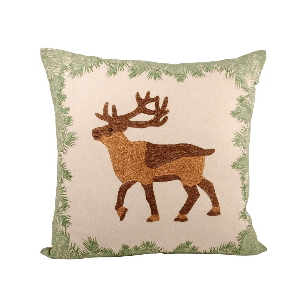Pomeroy Elk 20x20 Pillow