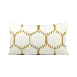 Pomeroy Hex 20x12 Pillow