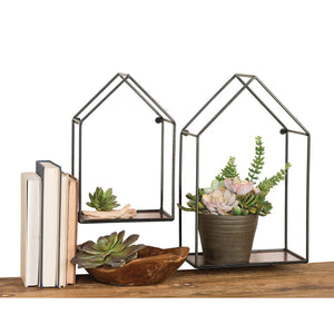 Pomeroy House Set of 2 Shelves