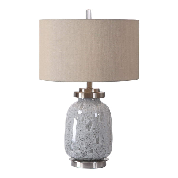 Eleanore Blue Gray Table Lamp