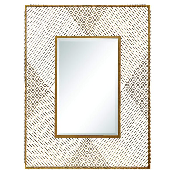 Bavol Metallic Gold Mirror
